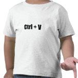 CTRL + V SHIRT