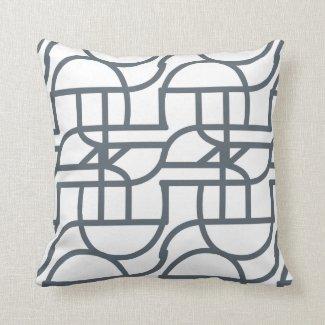 Ctrl (-white) pillow