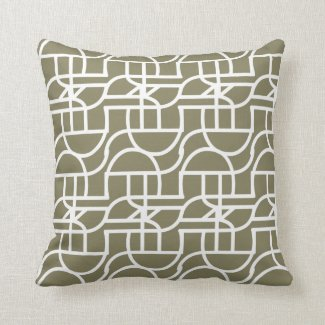 Ctrl (+white) pillow