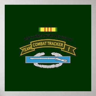 CTT-1 - 25th Infantry Print