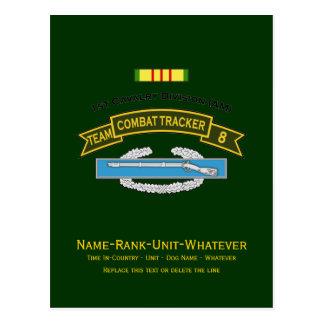 CTT-8 - 1st Cavalry Post Card