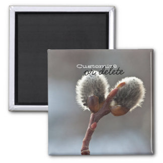 CTW Catkin Twins Square Magnet