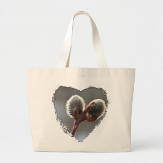 CTW Catkin Twins Canvas Bag