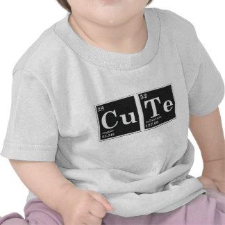 CU TE periodic elements T Shirt