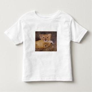 """""""Cub & Mama Lion"""" Toddler Tee"""