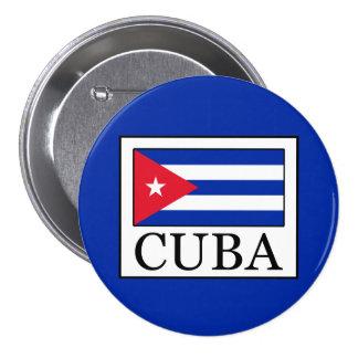 Cuba 7.5 Cm Round Badge