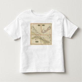 Cuba, Bahama I, Bermudas Toddler T-Shirt
