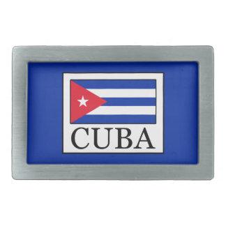 Cuba Belt Buckle