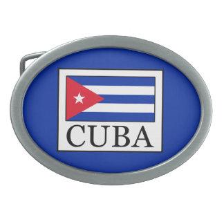 Cuba Belt Buckles