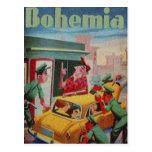 CUBA BOHEMIA MAGAZINE POSTCARDS