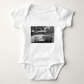 Cuba Car Baby Bodysuit