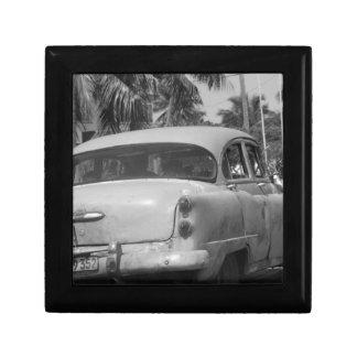 Cuba Car Gift Box