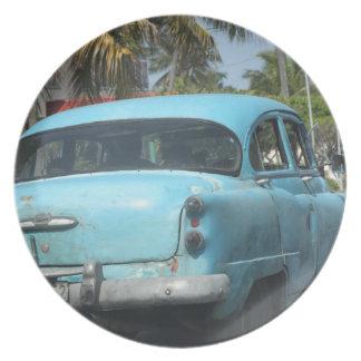Cuba car plate