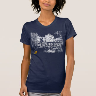 Cuba Car T-Shirt
