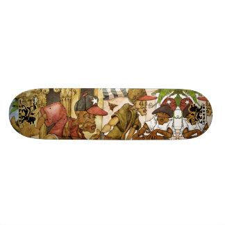 Cuba Carnaval Skateboard