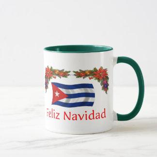 Cuba Christmas Mug