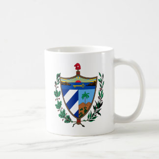 Cuba Coat of arms CU Coffee Mug