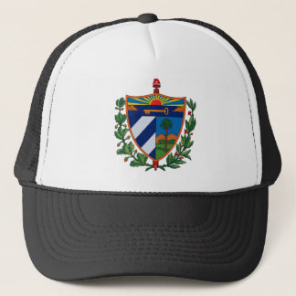Cuba Coat of Arms Hat
