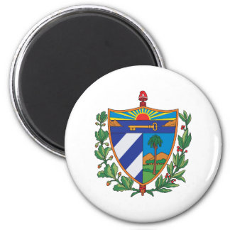 Cuba Coat Of Arms Magnet