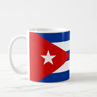 cuba country flag nation symbol coffee mug