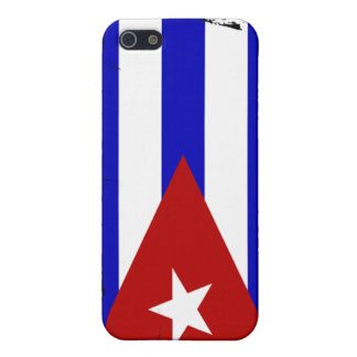 Cuba  cover for iPhone 5/5S