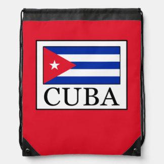 Cuba Drawstring Backpack