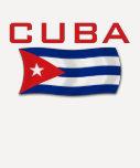 Cuba Flag 1 Shirts