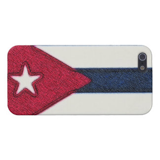 CUBA FLAG COVERS FOR iPhone 5