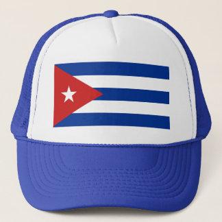 Cuba Flag Hat