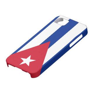 Cuba Flag iPhone 5 Cover