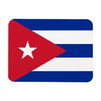 Cuba Flag Rectangular Magnets