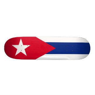 Cuba Flag Skate Decks