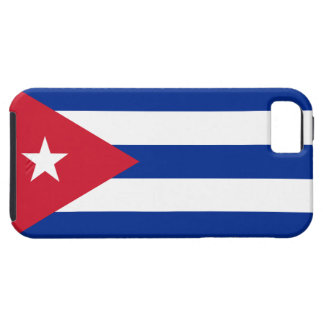 Cuba Flag Tough iPhone 5 Case