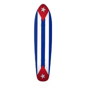 Cuba flags, twice skate boards