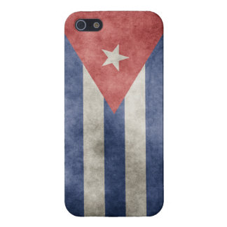 Cuba Grunge Flag Case For The iPhone 5