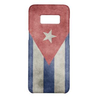 Cuba Grunge Flag Case-Mate Samsung Galaxy S8 Case
