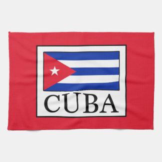 Cuba Hand Towel