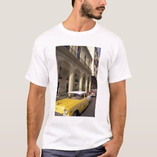 Cuba, Havana. Colorful Chevy's from the 1950's T-Shirt