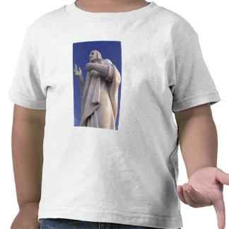 Cuba, Havana, Sculpture of Jesus. Tshirt