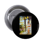Cuba Holiday Isle Of The Tropics Pinback Buttons