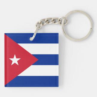 Cuba Key Chain