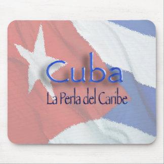 CUBA - La Perla del Caribe Mouse Mat