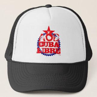 Cuba Libre 3 Trucker Hat