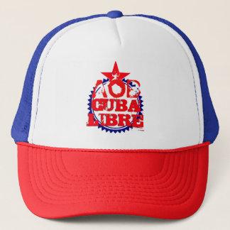 Cuba Libre 4 Trucker Hat