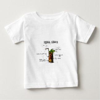 Cuba Libre Cocktail Baby T-Shirt