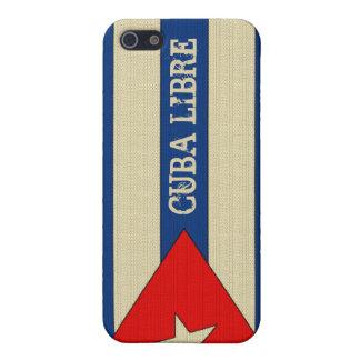 Cuba Libre iPhone 5 Cover