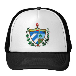 Cuba Official Seal Hat