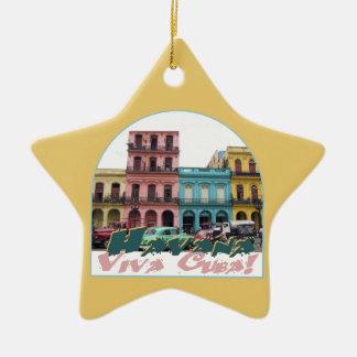 CUBA Ornament