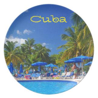 Cuba Plate