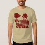 CUBA REGRESO T SHIRTS